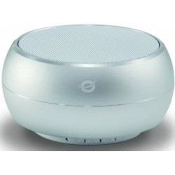 Altavoz Bluetooth Conceptronic Beattie Plata