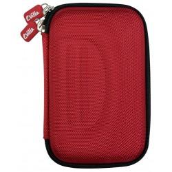 "Disk Case 2.5 ""E-Vitta Shock Cover Red"