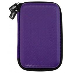 "Funda Disco 2,5"" E-Vitta Carbon Fiber Purple"