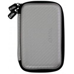 "Funda Disco 2,5"" E-Vitta Carbon Fiber Silver"