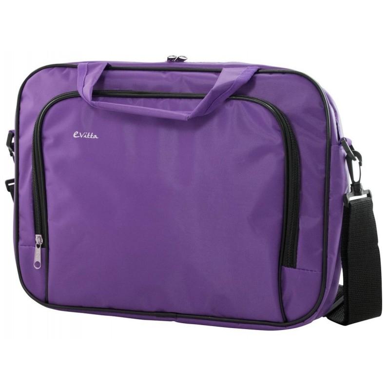 E-Vitta Maletin Portatil Essentials 15,6 Purpura