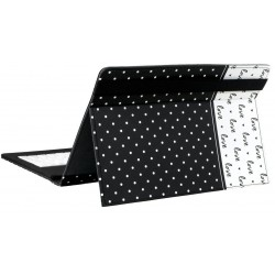"Funda para Tablet de 10"" E-Vitta KeyTab USB Love"