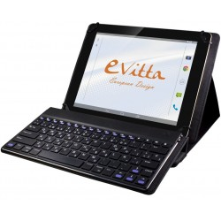 "Tablet Case 7-8 ""E-Vitta Keytab Advance Black"