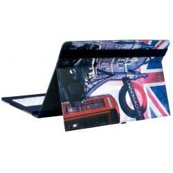 """Funda para Tablet de 7-8"""" E-Vitta KeyTab USB England"""