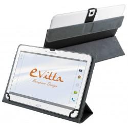 """Funda para Tablet de 10"""" E-Vitta Camera Free Negra"""