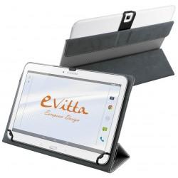"Funda para Tablet de 10"" E-Vitta Camera Free Plata"