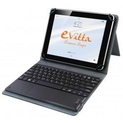 """Funda para Tablet de 10"""" E-Vitta KeyTab BT Touchpad Negra"""