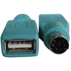 Adaptador de PS2 M a USB AH Nilox