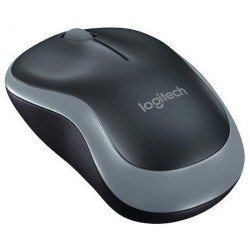 Logitech Wireless Mouse M185 Black / Gray