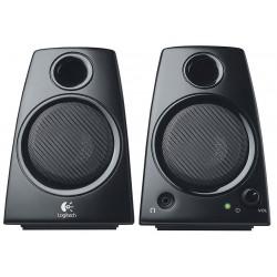 Logitech Z130 2.0 Speaker Black