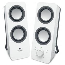 Logitech Z200 2.0 Speakers White
