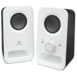 Logitech Z150 2.0 Speakers White