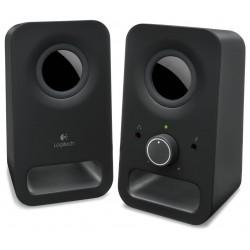 Logitech Z150 2.0 Speaker Black