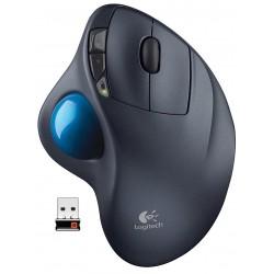 Raton Wireless Logitech M570 Trackball