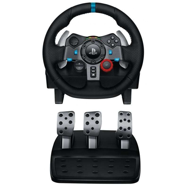 478bc1dd882 Logitech G29 steering wheel and pedals Driving Force - Aloe Informatica