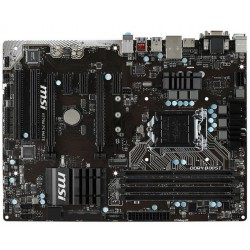 Placa Base Msi H170A PC MATE