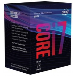 INTEL PROCESADOR CORE I7-8700K 3.7GHZ LGA 1151