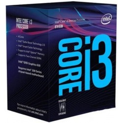 Procesador Intel Core i3 8100 3,6 Ghz LGA1151