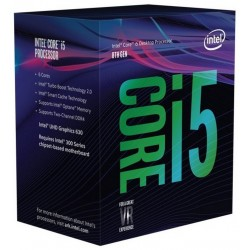 Procesador Intel Core i5 8400 2,8Ghz LGA1151