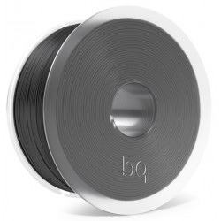 Filamento Pla 1,75mm Bq Negro Carbon 1Kg Easy Go