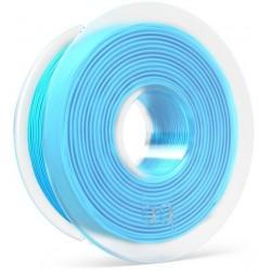 Filamento Pla 1,75mm Bq Azul Topacio 300g