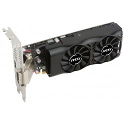 Grafica Msi Geforce GTX 1050 TI 4GT LP
