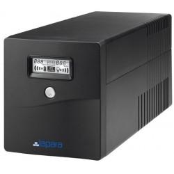 SAI UPS de 1000VA Lapara VST-1000-LCD