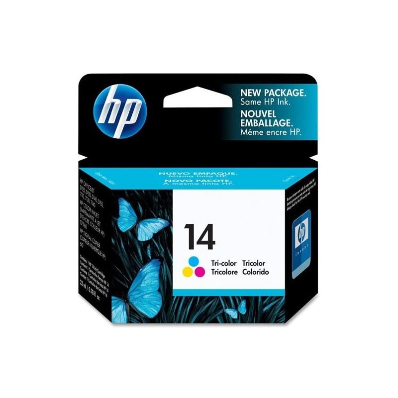 HP 14 Color Ink C5010DE