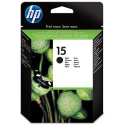 HP 15 Black Ink C6615DE