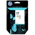 Tinta HP 17 Color C6625A