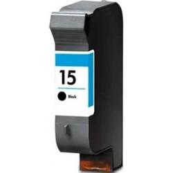 Compatible HP 15 Black Ink C6615DE