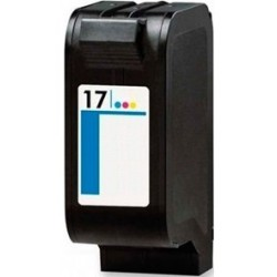 Tinta Compatible HP 17 Color C6625A