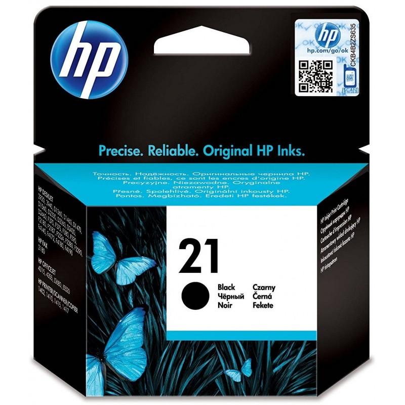 HP 21 Black Ink C9351AE