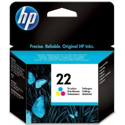 Tinta HP 22 Color C9352AE