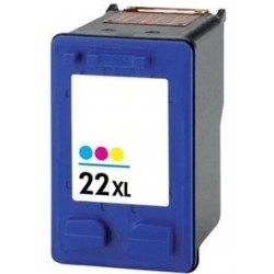 Tinta Compatible HP 22XL...