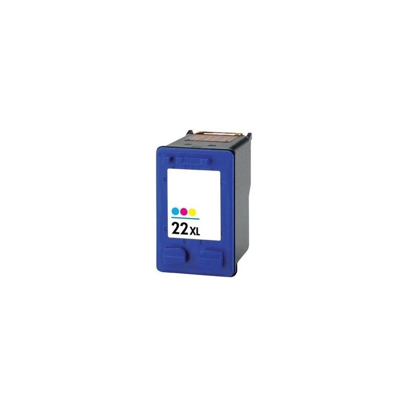 Tinta Compatible HP 22XL Color C9352CE
