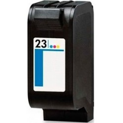Tinta Compatible HP 23 Color C1823D