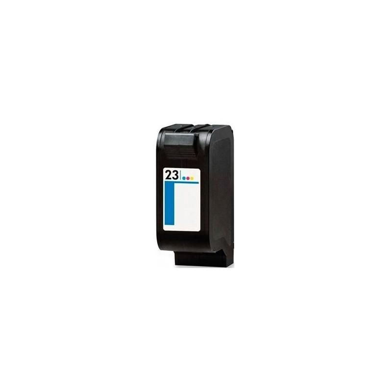 Compatible HP 23 Color Ink C1823D