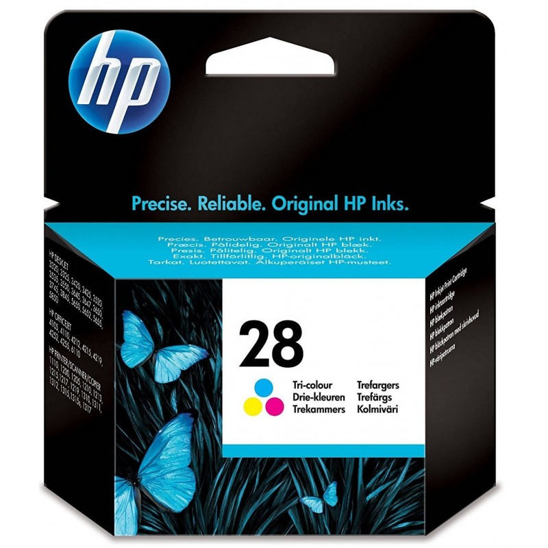 Tinta HP 28 Color C8728AE