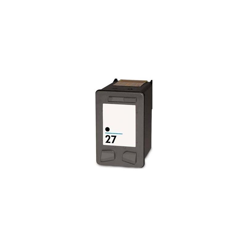 Tinta Compatible HP 27 Negro C8727AE
