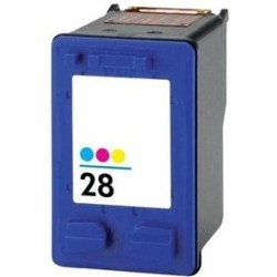 Tinta Compatible HP 28 Color C8728AE
