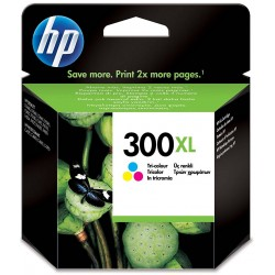 Tinta HP 300XL Color CC644EE