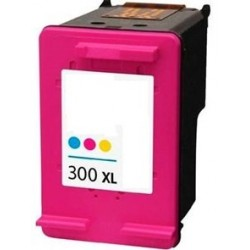 Tinta Compatible HP 300XL Color CC644EE