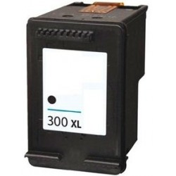 Compatible HP 300XL Black Ink CC641EE