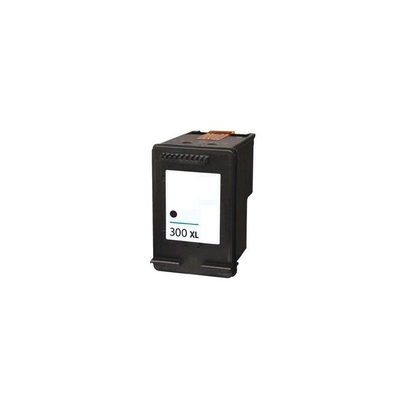 Tinta Compatible HP 300XL Negro CC641EE