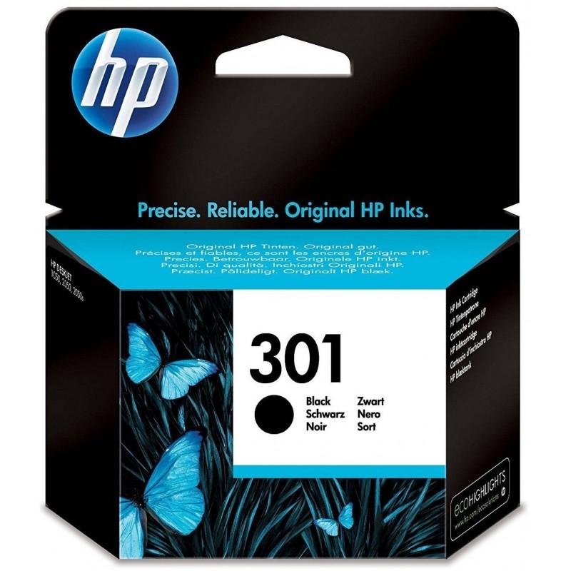 HP 301 Black Ink CH561EE
