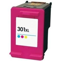 Compatible HP 301XL Color Ink CH564EE