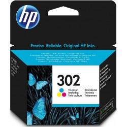 HP 302 Color Ink F6U65AE