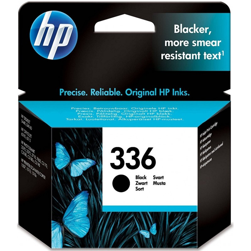 Tinta HP 336 Negro C9362EE