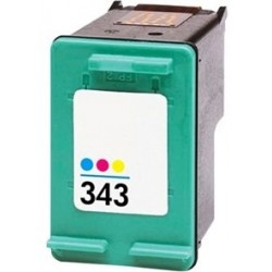 Tinta Compatible HP 343...
